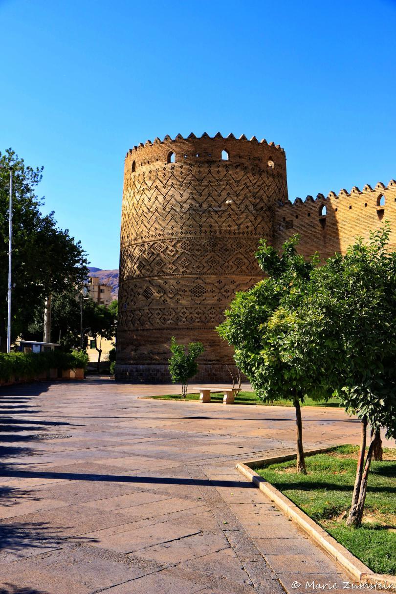 Forteresse Shiraz