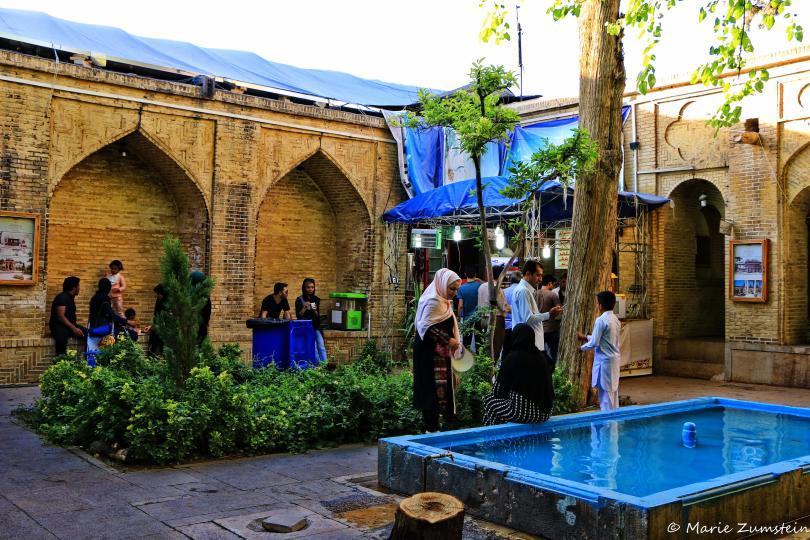 mausolée Hafez 1