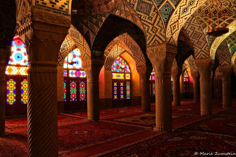 mosquée rose 1