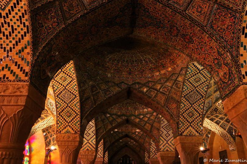 mosquée rose 2