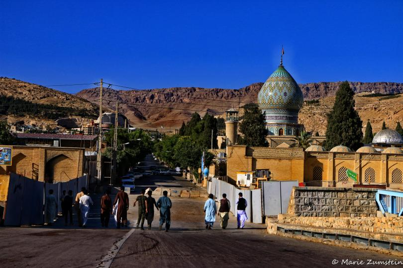 mosquée Shiraz
