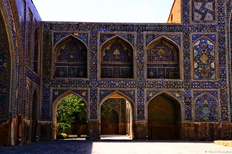 mosquée du Shah