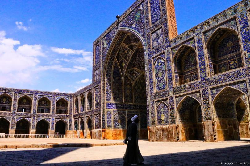 mosquée du Shah, Ispahan