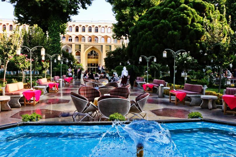 le fameux Palace Abbasi