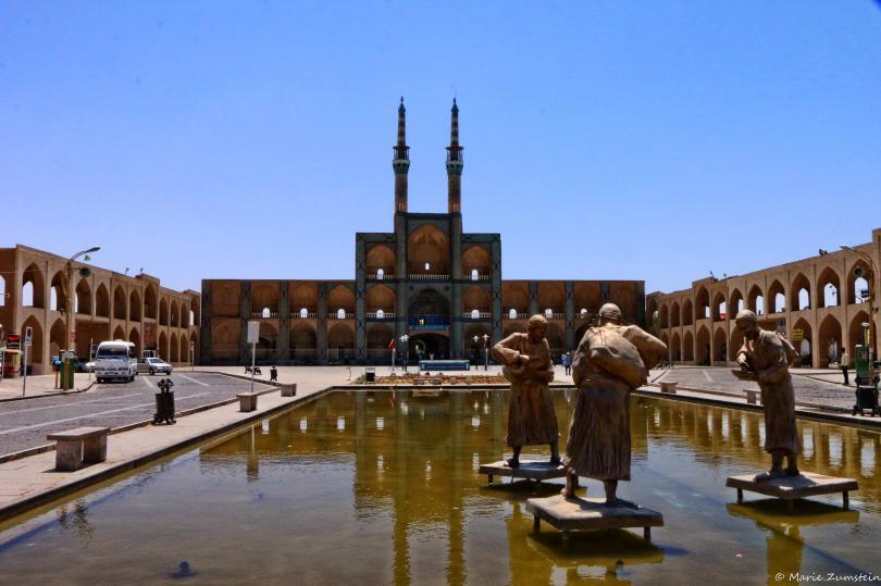 Yazd place