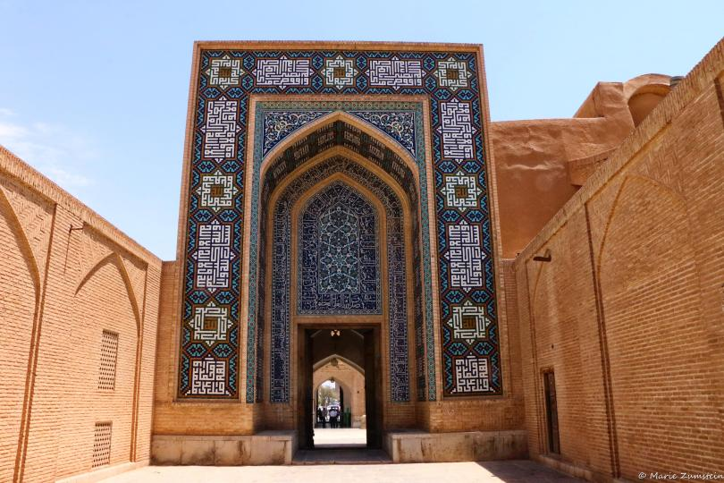 Yazd rues 1